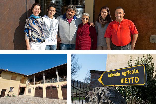 Azienda agricola Vietto - Novello (CN)